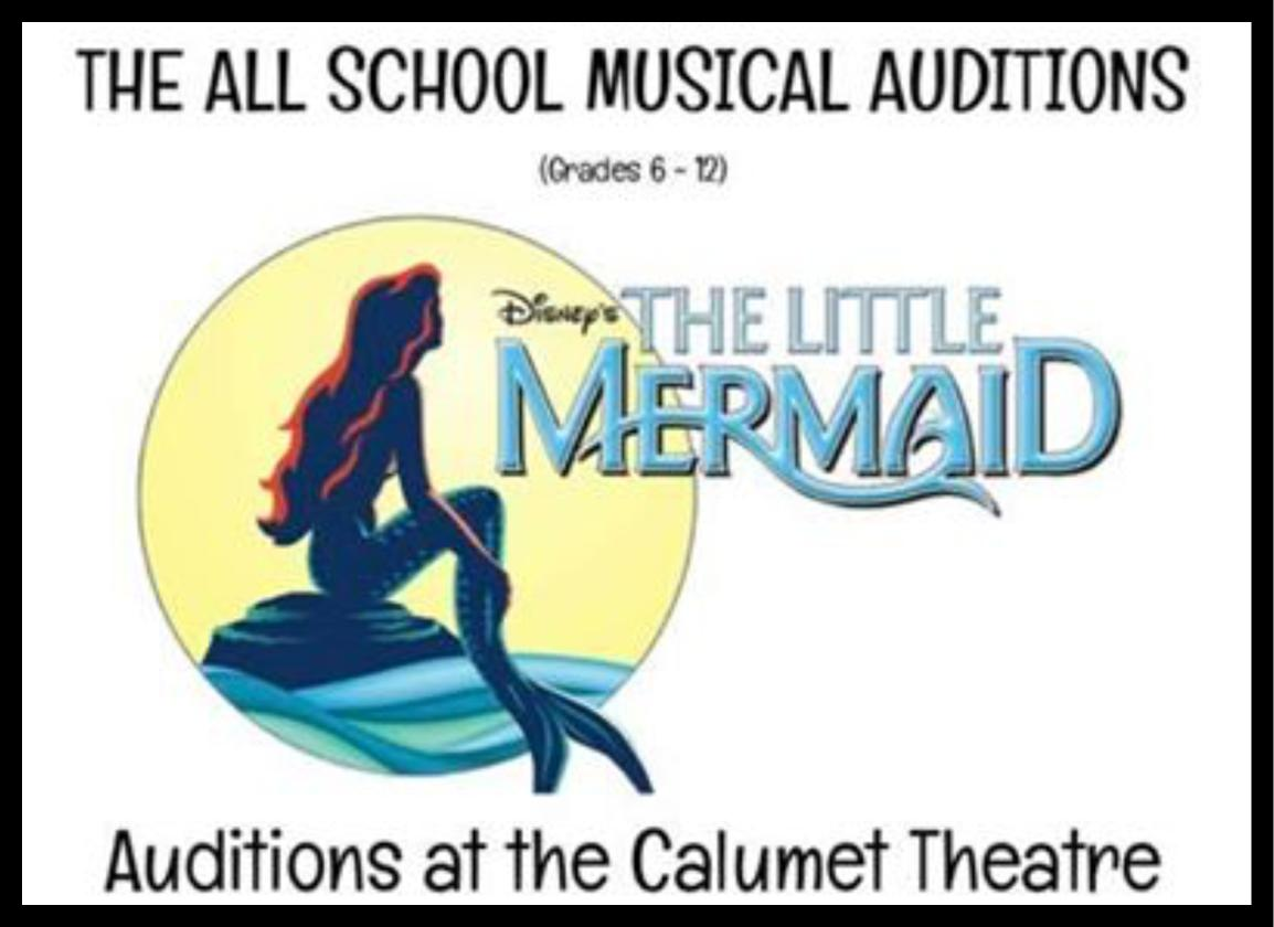 All School Musical - The Little Mermaid