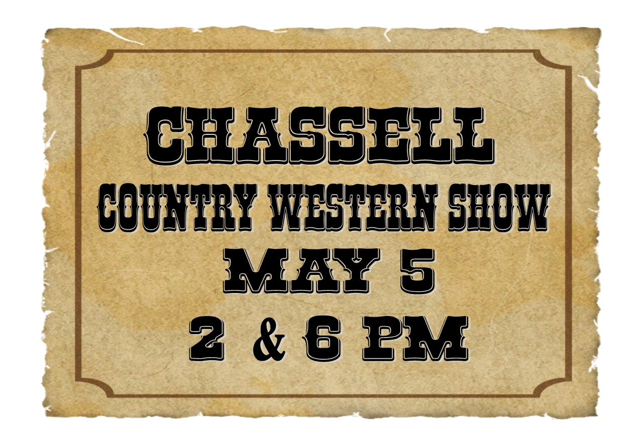 CHASSELL COUNTRY WESTERN SHOW | Calumet Theatre