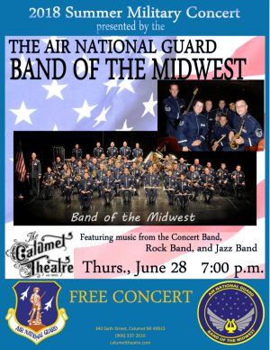 The Air National Guard Band of the Midwest