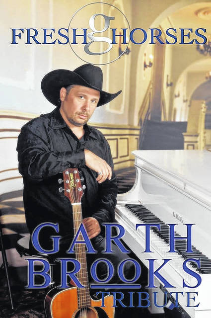 Fresh Horses-A Garth Brooks Tribute ~7:30 PM