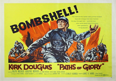 Dinner & Movie Paths of Glory