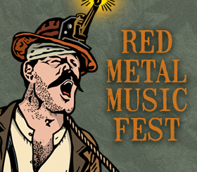 Red Metal Music Fest
