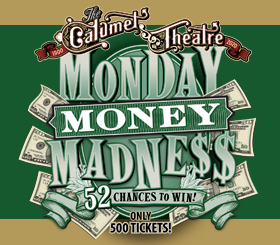 Monday Money Madness Raffle