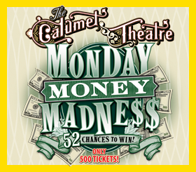 2021 Monday Money Madness Raffle